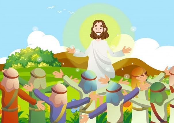 Assertividade de Jesus